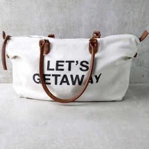 Handbags - Billabong let's getaway weekender bag